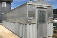 40' Greenhouse