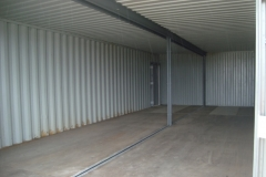Portable Shop Interior