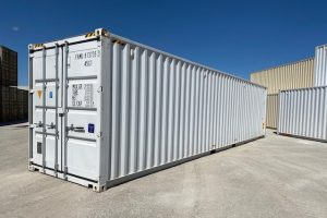40ft high cube double door new container