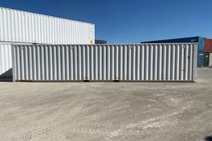 40ft new container with double door