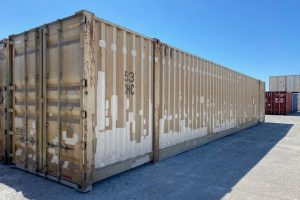 53′ High Cube Used Steel Container