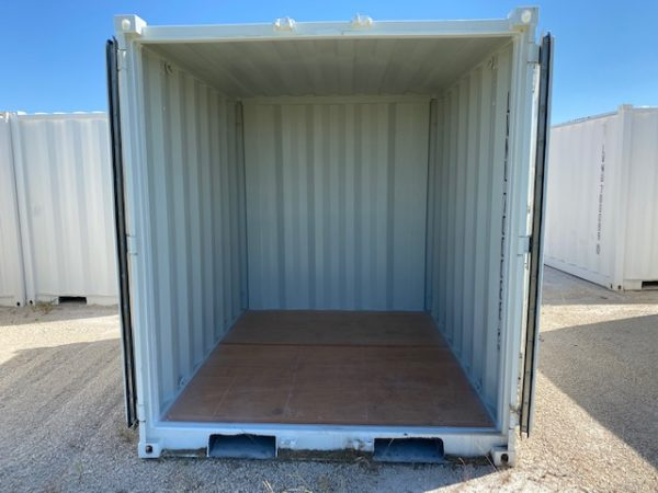 7 ft new container