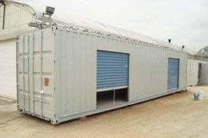 7′ x 7′ Roll Up Doors
