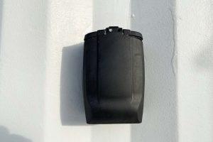 FJM Wall Mount Key Lock Box (SL-592)